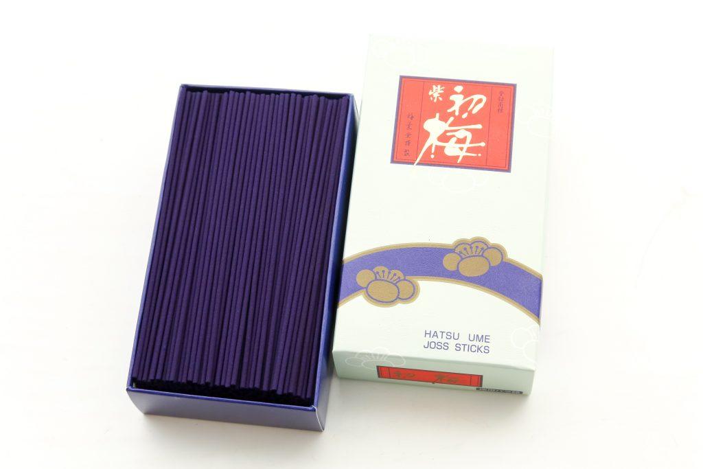 紫初梅 バラ詰